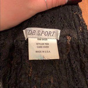 db sport Jackets & Coats - Beautiful lace bow jacket